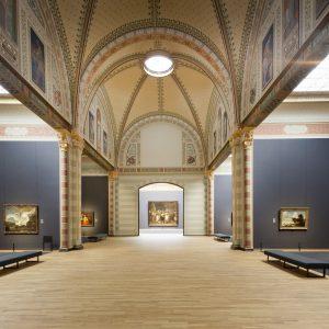Akoestiek verbeteren ook in musea. Onafhankelijk advies Naadloos Akoestisch Bouwlab